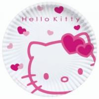 Hello Kitty tányer 23 cm