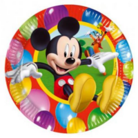 Mickey Party time tányer 20 cm