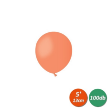 13 cm-es narancs gumi lufi 100 db/cs