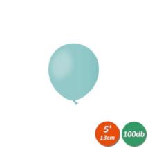 13 cm-es aquamarine gumi lufi 100 db/cs