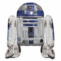 Air-Walker-Sétáló Star Wars R2D2 fólia lufi