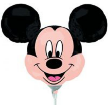Mini Mickey fólia lufi AV