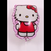 Mini - Hello Kitty fólia lufi AV
