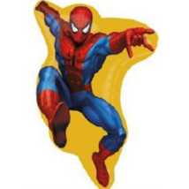 Super Pókember  fólia lufi AV