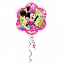 45 cm-es Minnie virágformájú fólia lufi / Anagram