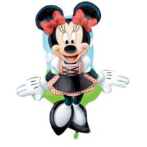 Super Minnie fólia lufi AV