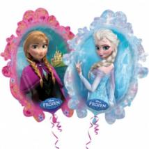 Anna és Elza super csomagolt fólia lufi / Anagram