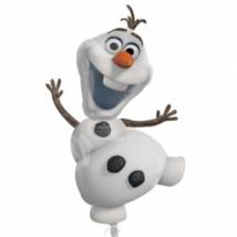 Olaf super csomagolt fólia lufi / Anagram