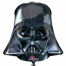 Super Darth Vader sisak fólia lufi