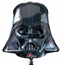 SuperShape  -Star Wars Darth Vader sisak fólia lufi