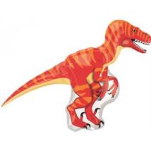 Super Velociraptor dinó fólia lufi AV