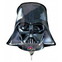 Mini Darth Vader sisak fólia lufi