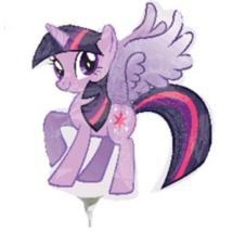 Mini -My little Pony fólia lufi