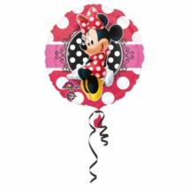 Minnie Mouse 45 cm-es csomagolt fólia lufi