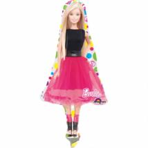 Mini Barbie fólia lufi
