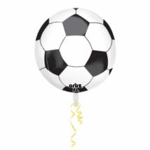 Orbz focilabda gömb alakú fólia lufi / Anagram