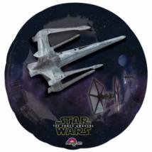 81 cm-es Star Wars A sötét oldal multi  fólia lufi