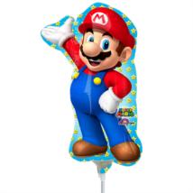 Mini Mario fólia lufi