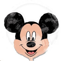 Insider Mickey fólia lufi 60x60 cm
