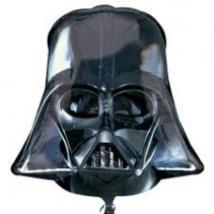 45 cm-es Star Wars-Darth Vader sisak alakú fólia lufi AV