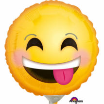 23 cm-es Smiley fólia lufi / Anagram