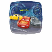 Verda Lightning McQueen 45 cm-es fólia lufi / Anargam