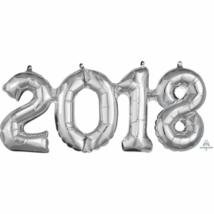 2018 ezüst fólia lufi
