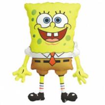 Super Spongya Bob fólia lufi