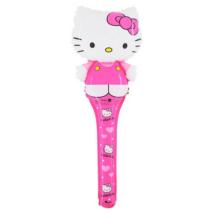Felfújható szárú Hello Kitty fólia lufi