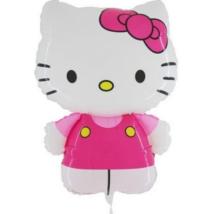 Super Helló Kitty pink O. fólia lufi