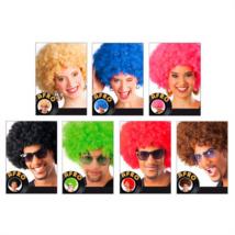 Afro paróka több színben