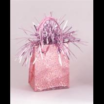 Pink mini ajándéktasakos súly