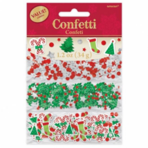 Karácsonyi konfetti tripla pack 34g