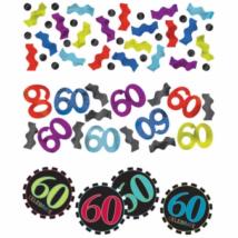 Konfetti 60. születésnapra 34 gr./cs