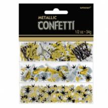 Happy New Year konfetti 3 x 31 g
