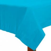 Karibi kék papír asztalterítő 137 x 274 cm
