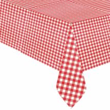 Picnic party műanyag asztalterítő 137 x 259 cm