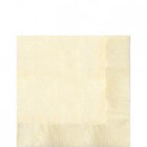 Ivory szalvéta 33 x 33 cm kétrétegű 50 db/cs