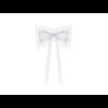 Esküvői kitűző 14cm 4db/cs