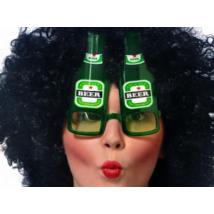 Sörös üveges szemüveg