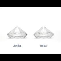 Gyémánt alakú ültetőkártya tartó 40mm 10db/cs.