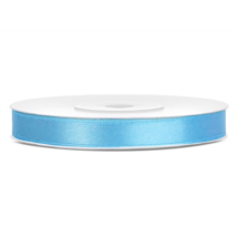 Világos kék szatén szalag 6 mm x 25 m 606b88a919