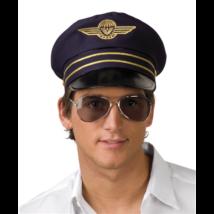 Pilota sapka felnőtteknek