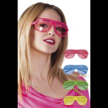 Parti szemüveg több színben