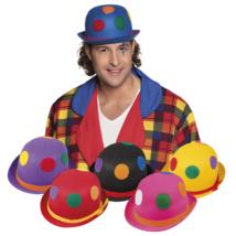Bohóc kalap 6 színben