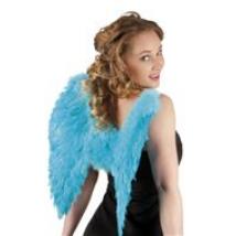Angyal szárny kék 50x50 cm