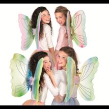 Pillangószárny különböző árnyalatokban 62 x 46 cm