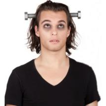 Csavar a fejben hajpánt