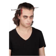 Szög a fejben hajpánt