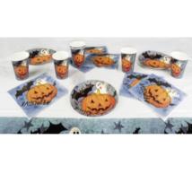 Halloween asztali szett 19 db/szett (SZÉPSÉGHIBÁS)